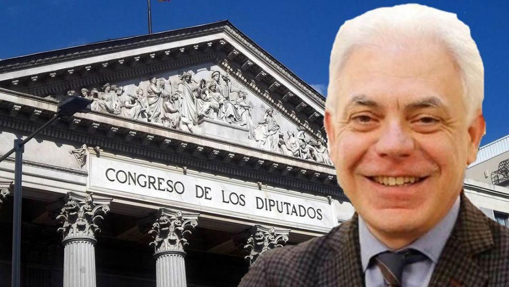 Jesús María Fernández, portavoz de Sanidad del PSOE en el Congreso