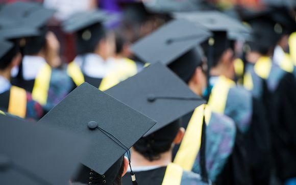En España se gradúan cada año menos médicos que en la media de los países europeos