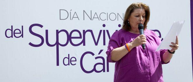 Begoña Barragán, presidenta de Gepac