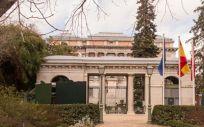 El Real Jardín Botánica era la sede en la que se iba a realizar el acto de pseudociencia