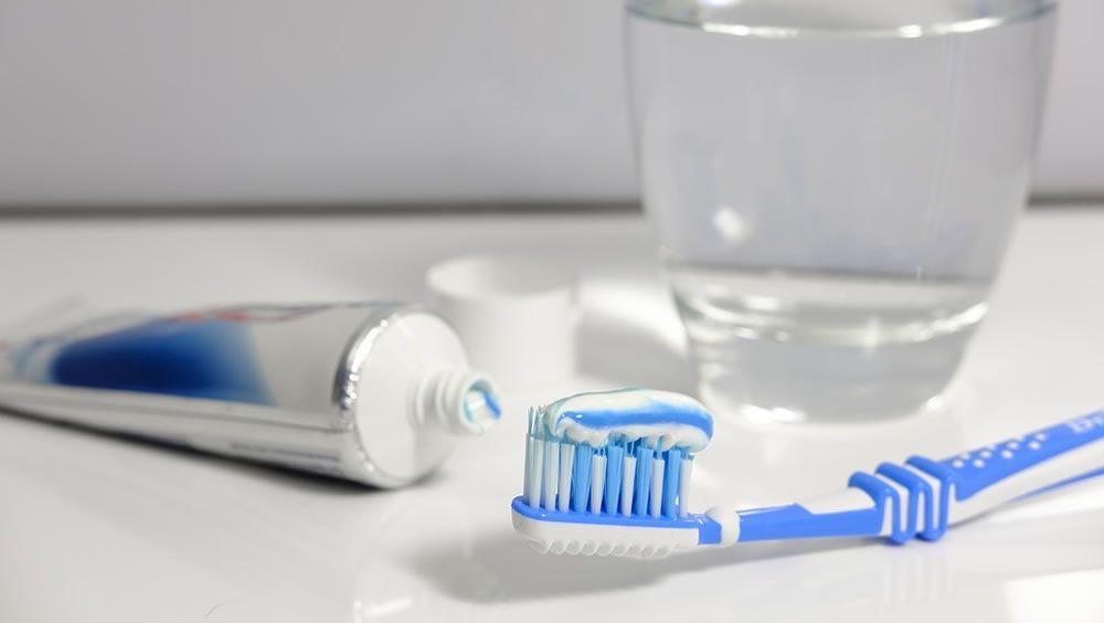 Pasta de dientes para combatir la malaria