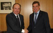 Acuerdo entre José Javier Castrodeza y Luciano Sáez Ayerra