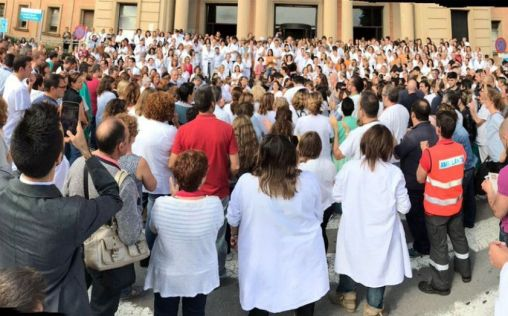 Los médicos confirman movilizaciones en el primer trimestre del año
