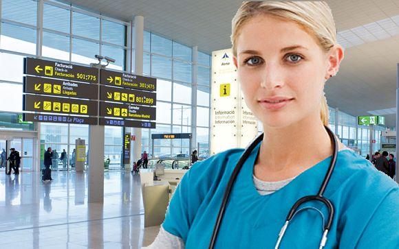 Fuga de talento enfermero por la crisis: Más de 8.000 profesionales en el extranjero