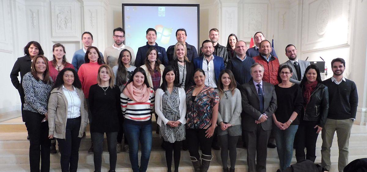 Argentina, Brasil, Colombia, Costa Rica, Méjico, Paraguay, Perú, República Dominicana y Uruguay son los países de procedencia de los futuros coordinadores de trasplantes iberoamericanos