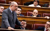 Francisco Igea, portavoz de Sanidad de Ciudadanos en el Congreso de los Diputados.