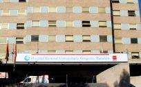 El Hospital Gregorio Marañón, uno de los centros en los que se ha puesto en marcha el nuevo servicio de tele-interpretación.