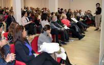 Cerca de 200 profesionales acuden al Programa de cribado de cáncer de cuello de útero y de colon