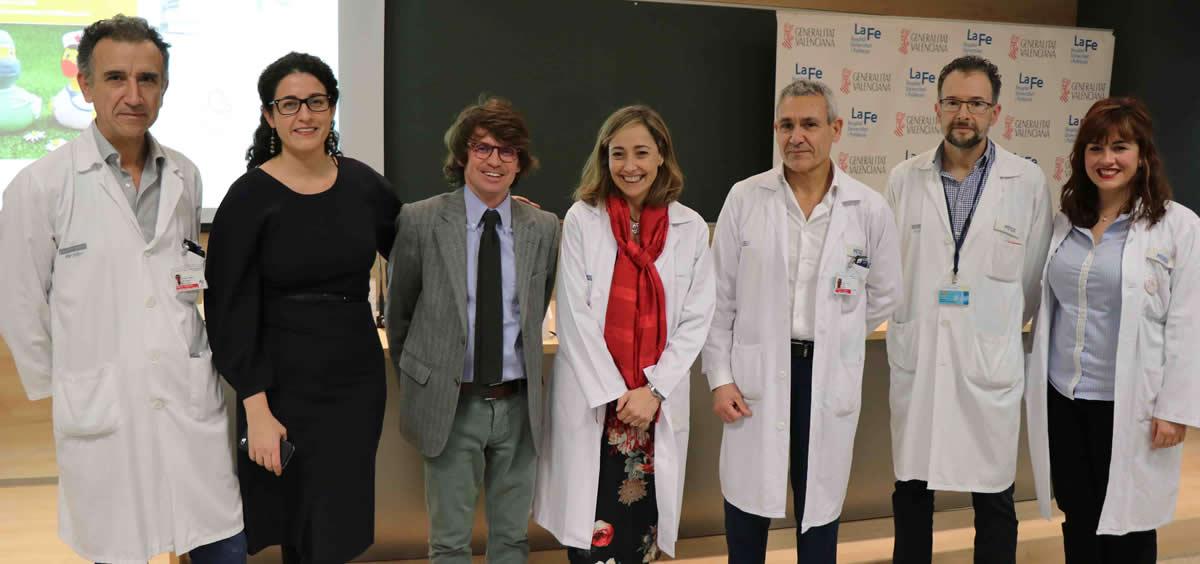 El hospital valenciano celebra la Primera Jornada de Encuentro de Familiares y Pacientes con Atresia de Esófago