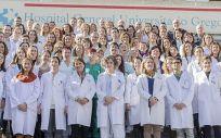 Componentes del Servicio de Farmacia del Hospital General Universitario Gregorio Marañón