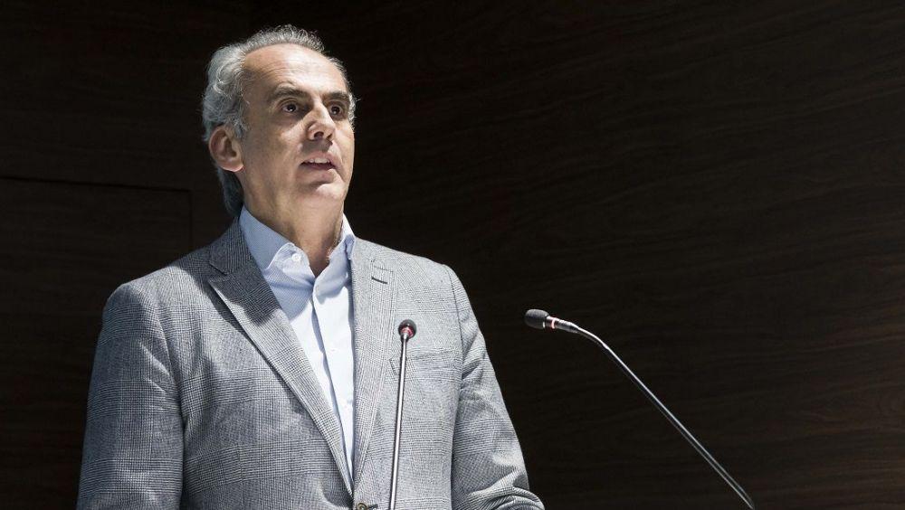 Enrique Ruiz Escudero, consejero de Sanidad de Madrid (Foto: Agustín Iglesias)