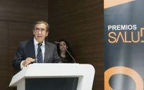 Juan Ignacio Güenechea, presidente del Grupo Cofares, en la gala de los Premios SaluDigital
