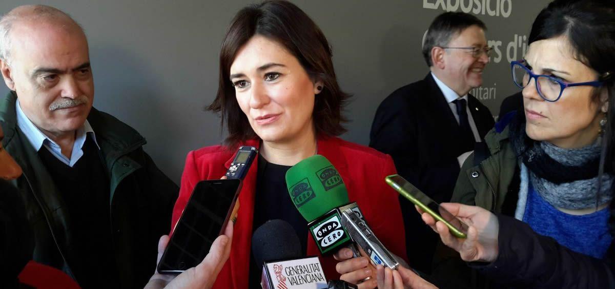 CSIF exige explicaciones a la consejera de Sanidad valenciana, Carmen Montón, sobre la supresión de cientos de plazas en el concurso de traslados