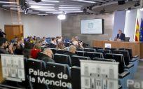 Rueda de prensa posterior al Consejo de Ministros donde se ha aprobado el Plan de Publicidad y Comunicación Institucional 2018