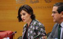 La consejería de Sanidad de Valencia, al mando de Carmen Montón, se enfrenta a una sanción por parte de la Agencia Española de Protección de Datos