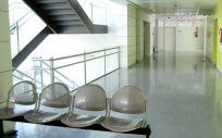 Sala de espera de un centro de Atención Primaria