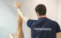 Fisioterapeutas reclaman participar en el Foro Profesional (Foto. ConSalud)