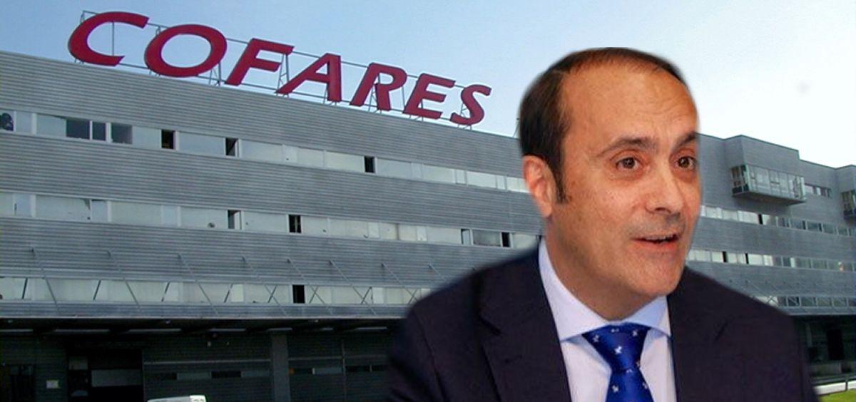 Eduardo Pastor, será el nuevo presidente de Cofares