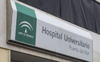 El Hospital Puerta del Mar activó el Plan de Prevención de las Agresiones del Servicio Andaluz de Salud