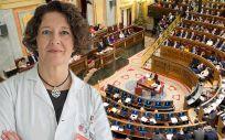 La presidenta de la SEOM, la doctora Ruth Vera