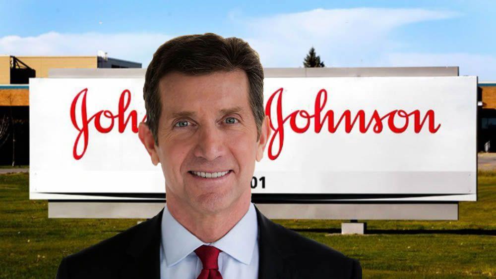 El CEO de Johnson & Johnson, Alex Gorsky