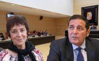 Mercedes Martín, portavoz de Sanidad del PSOE en Castilla y León, critica la comparecencia de Sáez Aguado en la Comisión.