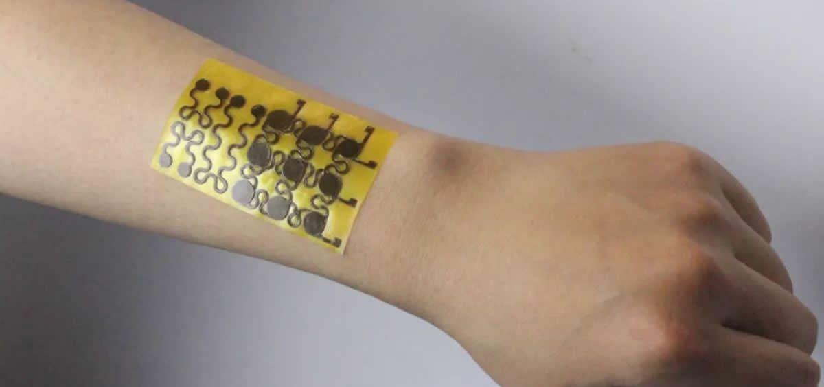 Piel electrónica desarrollada por la Universidad de Colorado en Boulder