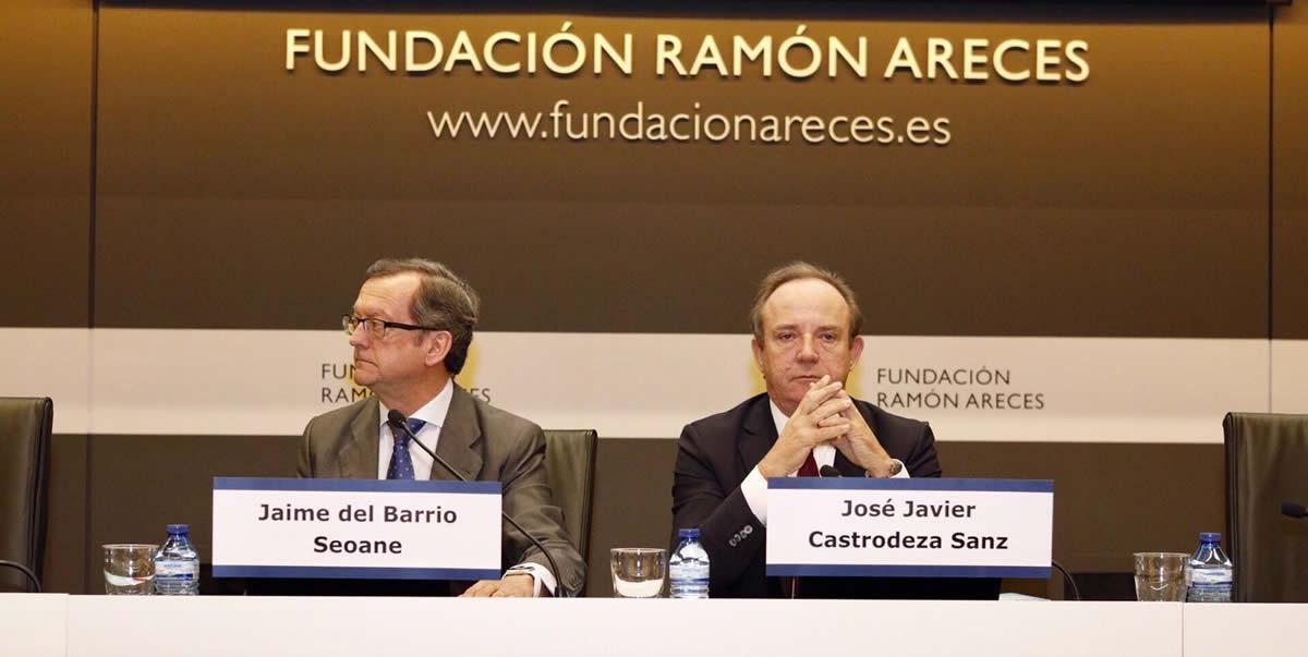 Jaime del Barrio y Javier Castrodeza