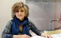 Luisa Carcedo, secretaria de Sanidad del PSOE.