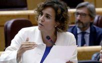 La ministra de Sanidad, Dolors Montserrat, se olvida de la igualdad en el Consejo Asesor