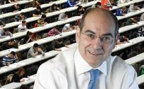 Jon Darpón, consejero de Salud del Gobierno Vasco y máximo responsable de Osakidetza