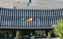 Fachada del Hospital Universitario de Valme (Foto. Junta de Andalucía)