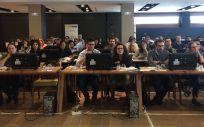 Un total de 80 especialistas de 10 países participan en un curso de formación organizado por el Hospital de Navarra