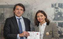 El doctor Celso Arango y la doctora Marina Díaz han presentado el Libro Blanco de la Atención a la Salud Mental