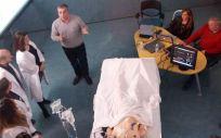 El programa continúa con el objetivo de capacitar a profesionales sanitarios como coordinadores de trasplantes