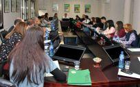 Reunión del Comité Ejecutivo Estatal del Sindicato de Enfermería (Satse)