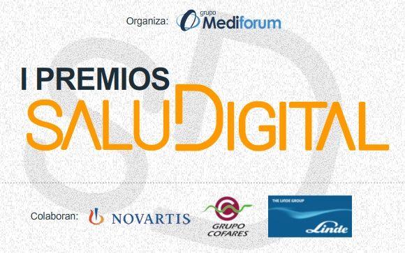 Grupo Mediforum da a conocer los finalistas de los Premios SaluDigital 2017