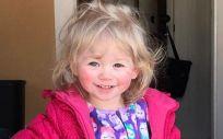 Ivy Angerman, la niña con alergia al agua