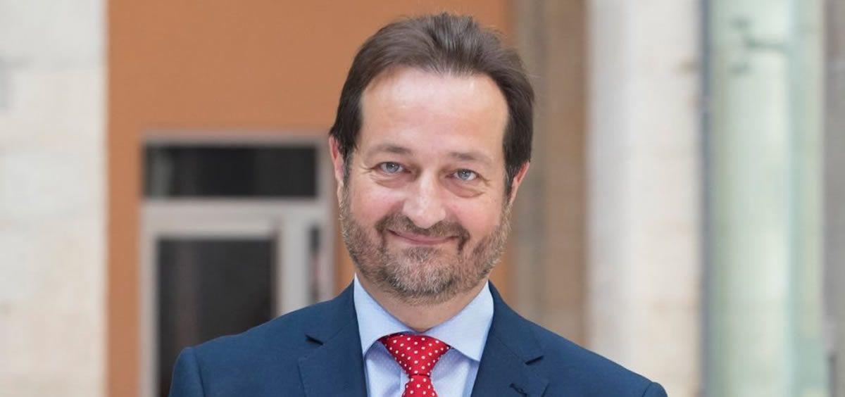 Fernando Prados, viceconsejero de Humanización de la Asistencia Sanitaria de la Comunidad de Madrid