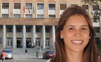 Macarena García, número 1 del FIR