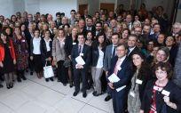Encuentro de la EU-Jamrai celebrado el pasado mes de septiembre