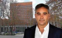 Manuel Cascos, presidente del Sindicato de Enfermería, Satse.