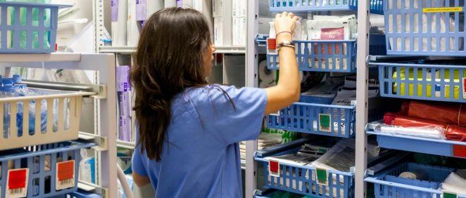 Los técnicos en cuidados de Enfermería son un colectivo sanitario formado en un 97% por mujeres