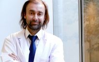 El doctor Miguel Quintela, oncólogo del Hospital Universitario Quirónsalud Madrid e investigador del CNIO