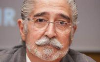 El presidente del Ilustre Colegio Oficial de Médicos de Álava, Kepa Urigoitia
