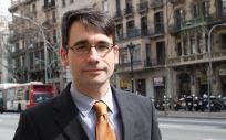 David Elvira, director del Servicio Catalán de Salud.