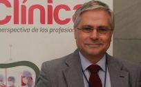 El presidente de la Federación de Asociaciones Científico Médicas (FACME), Fernando Carballo,