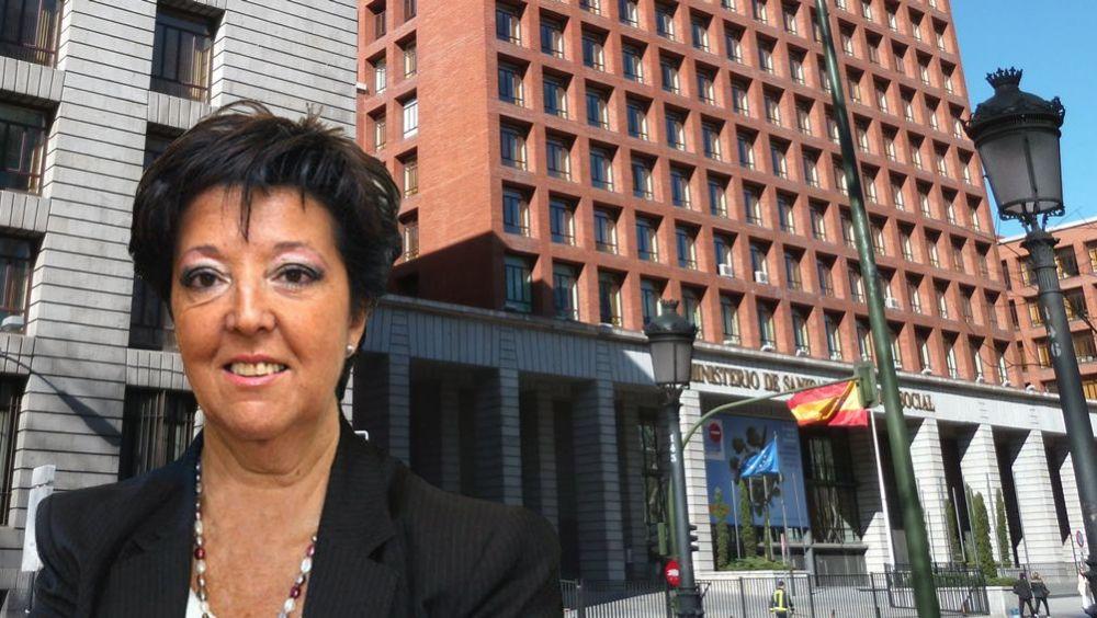 Elena Andradas, directora general de Salud Pública, Calidad e Innovación.