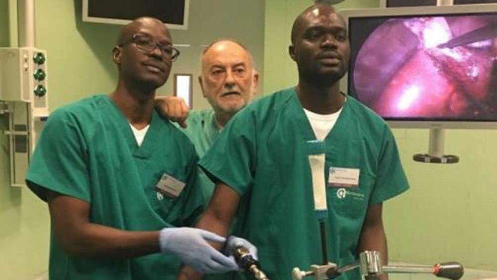 El Centro de Cirugía de Mínima Invasión Jesús Usón ha sido propuesto para los Premios Princesa de Asturias 2018