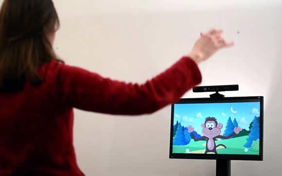 """La rehabilitación facial en niños, posible con la nueva plataforma de juegos """"SONRIE"""""""